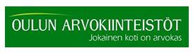 oulun arvokiinteistot logo